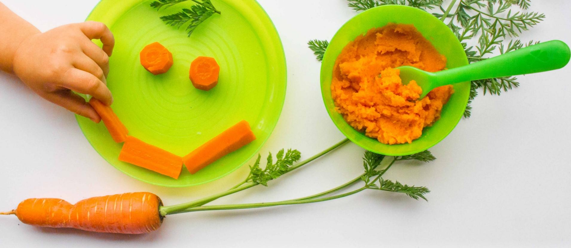 rozszerzanie diety niemowlęcia BLW